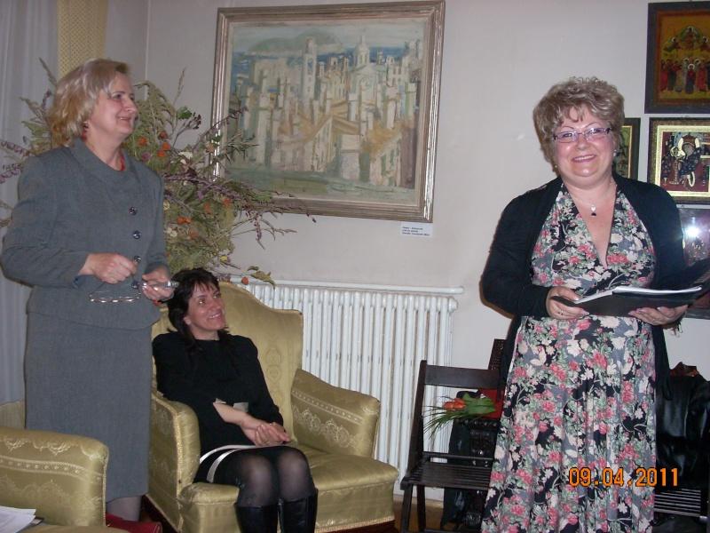 09 aprilie 2011-Sedinta A XII-a Cenaclului U.P-Lansari de carte-Dorina Neculce (Ciocan) si Aurel Avram Stanescu Cenac262