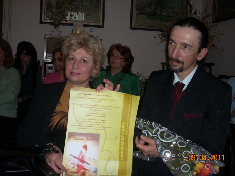 09 aprilie 2011-Sedinta A XII-a Cenaclului U.P-Lansari de carte-Dorina Neculce (Ciocan) si Aurel Avram Stanescu Cenac266