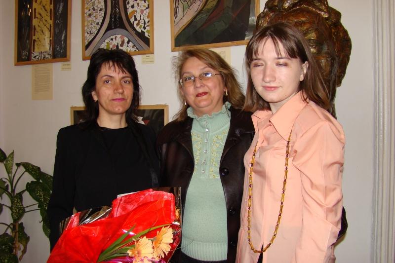 09 aprilie 2011-Sedinta A XII-a Cenaclului U.P-Lansari de carte-Dorina Neculce (Ciocan) si Aurel Avram Stanescu Cenac268
