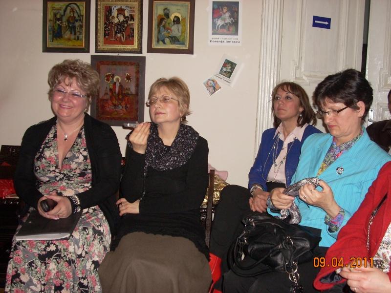 09 aprilie 2011-Sedinta A XII-a Cenaclului U.P-Lansari de carte-Dorina Neculce (Ciocan) si Aurel Avram Stanescu Cenac271