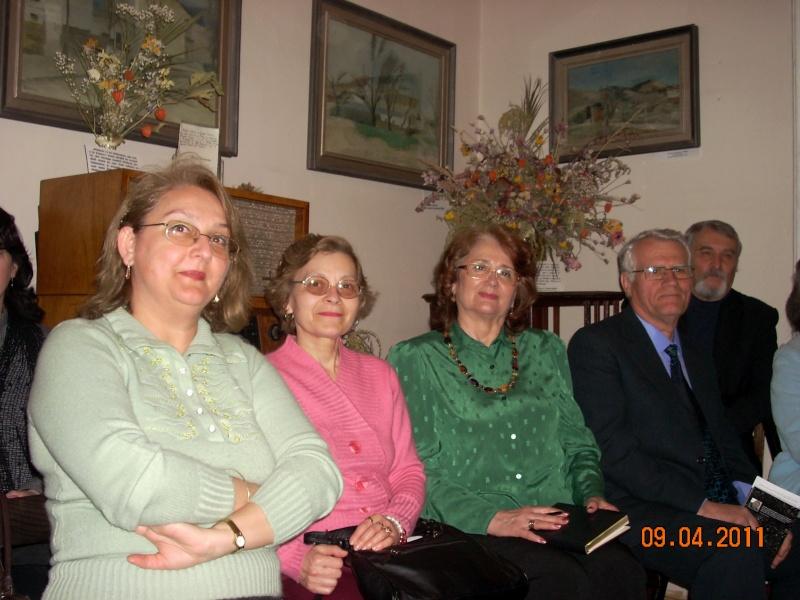 09 aprilie 2011-Sedinta A XII-a Cenaclului U.P-Lansari de carte-Dorina Neculce (Ciocan) si Aurel Avram Stanescu Cenac272