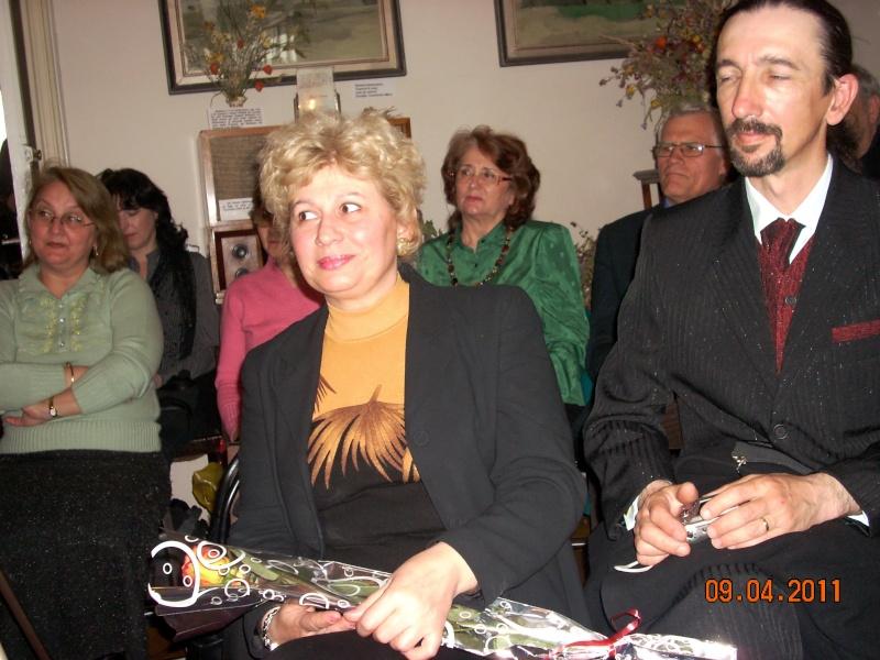 09 aprilie 2011-Sedinta A XII-a Cenaclului U.P-Lansari de carte-Dorina Neculce (Ciocan) si Aurel Avram Stanescu Cenac274