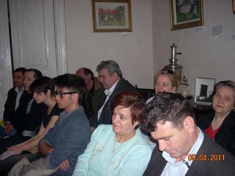 09 aprilie 2011-Sedinta A XII-a Cenaclului U.P-Lansari de carte-Dorina Neculce (Ciocan) si Aurel Avram Stanescu Cenac275