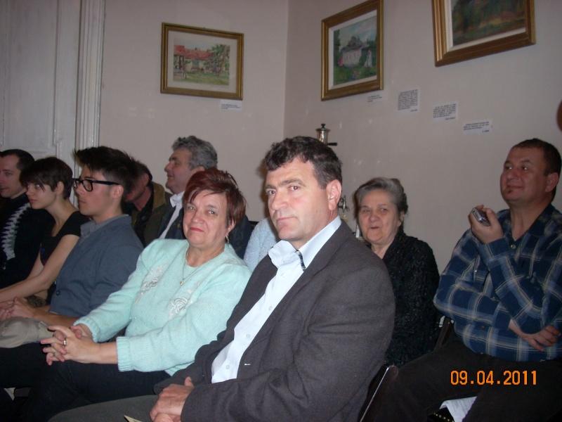 09 aprilie 2011-Sedinta A XII-a Cenaclului U.P-Lansari de carte-Dorina Neculce (Ciocan) si Aurel Avram Stanescu Cenac276