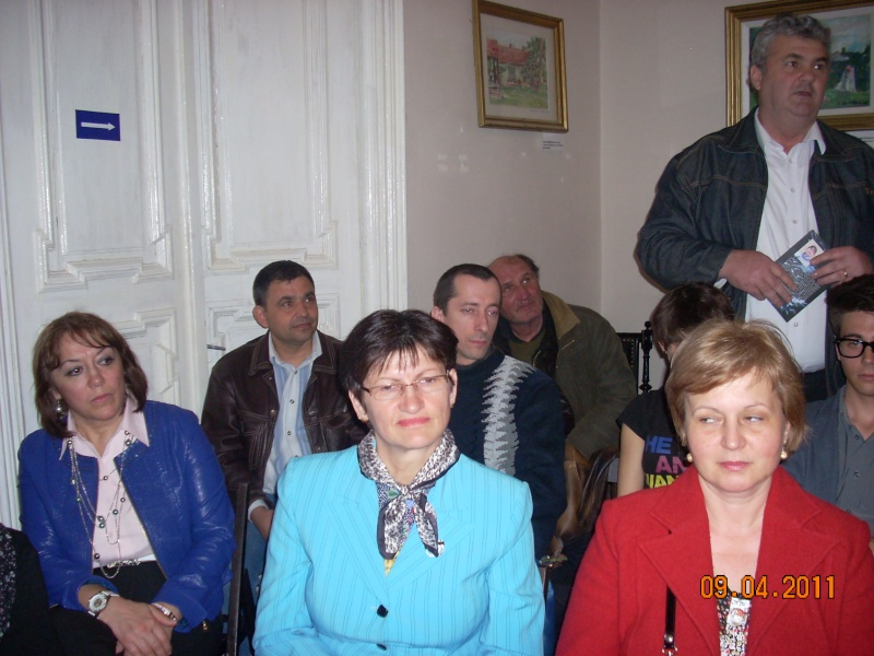 09 aprilie 2011-Sedinta A XII-a Cenaclului U.P-Lansari de carte-Dorina Neculce (Ciocan) si Aurel Avram Stanescu Cenac280