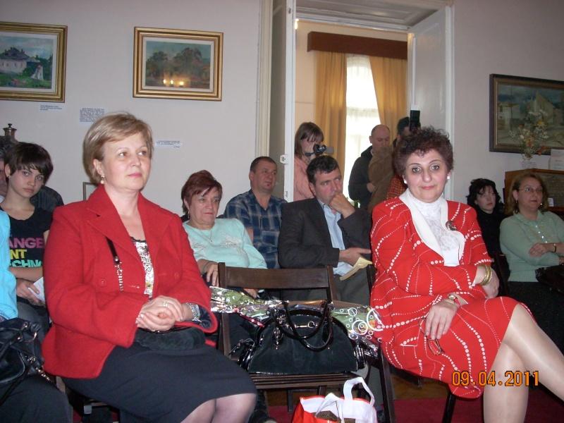 09 aprilie 2011-Sedinta A XII-a Cenaclului U.P-Lansari de carte-Dorina Neculce (Ciocan) si Aurel Avram Stanescu Cenac281