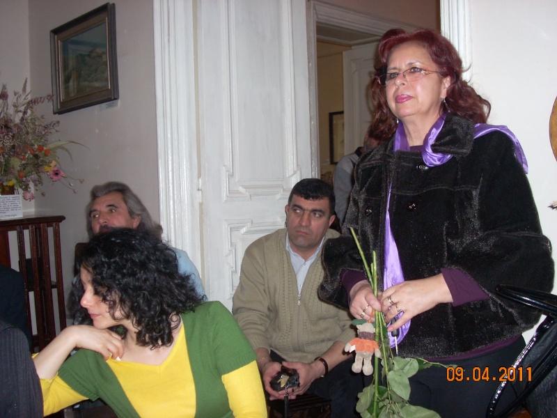 09 aprilie 2011-Sedinta A XII-a Cenaclului U.P-Lansari de carte-Dorina Neculce (Ciocan) si Aurel Avram Stanescu Cenac282