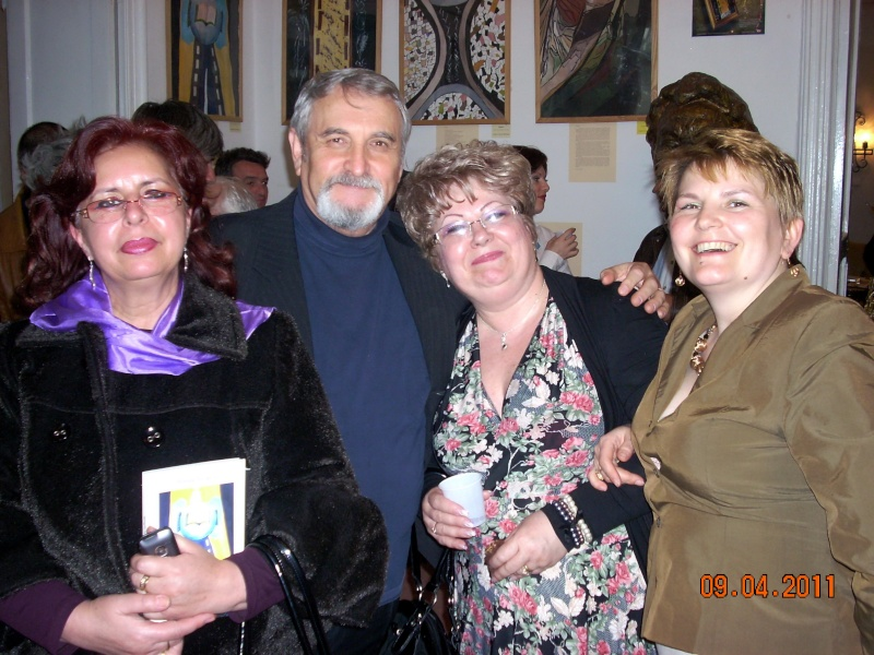 09 aprilie 2011-Sedinta A XII-a Cenaclului U.P-Lansari de carte-Dorina Neculce (Ciocan) si Aurel Avram Stanescu Cenac284