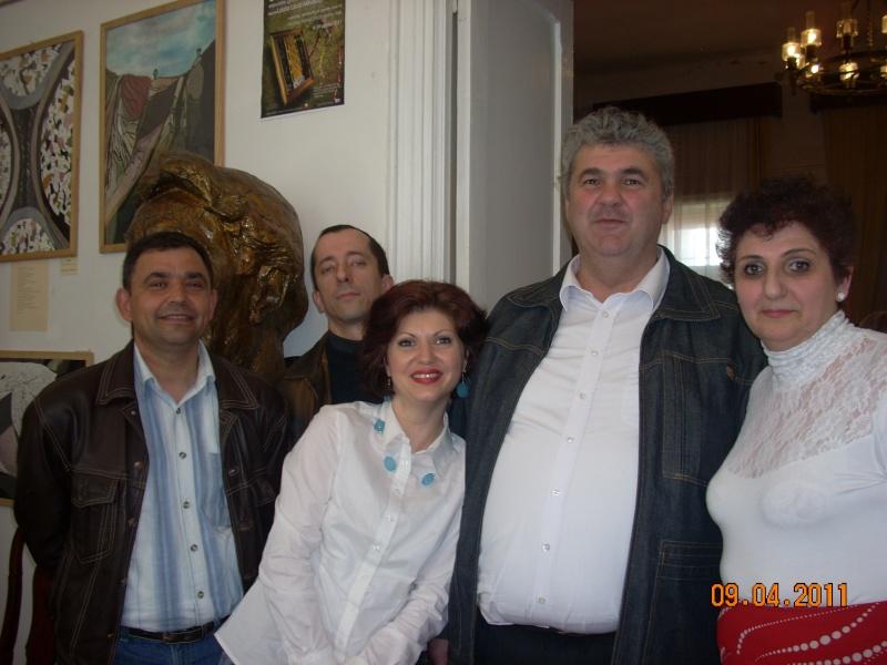 09 aprilie 2011-Sedinta A XII-a Cenaclului U.P-Lansari de carte-Dorina Neculce (Ciocan) si Aurel Avram Stanescu Cenac286