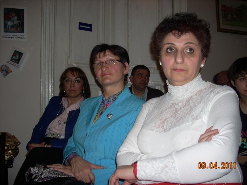 09 aprilie 2011-Sedinta A XII-a Cenaclului U.P-Lansari de carte-Dorina Neculce (Ciocan) si Aurel Avram Stanescu Cenac289