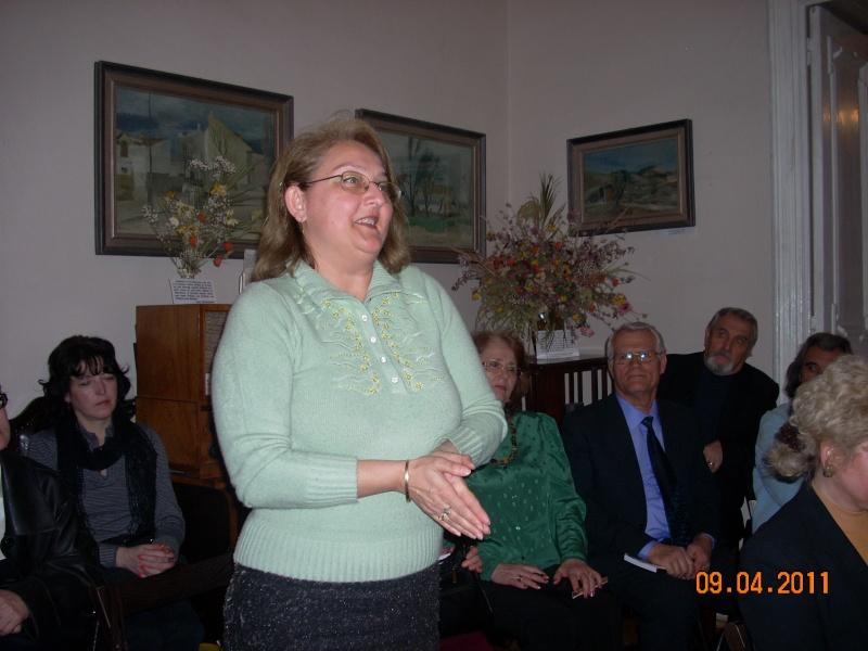 09 aprilie 2011-Sedinta A XII-a Cenaclului U.P-Lansari de carte-Dorina Neculce (Ciocan) si Aurel Avram Stanescu Cenac290