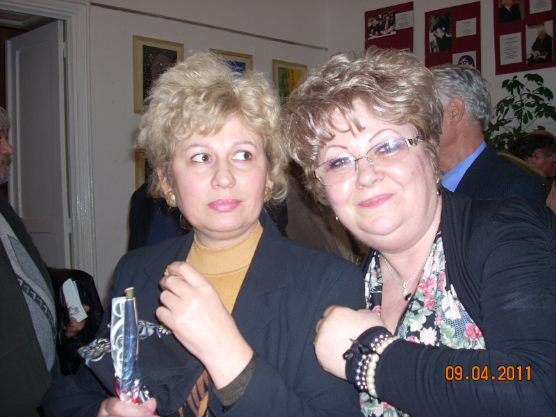 09 aprilie 2011-Sedinta A XII-a Cenaclului U.P-Lansari de carte-Dorina Neculce (Ciocan) si Aurel Avram Stanescu Cenac293
