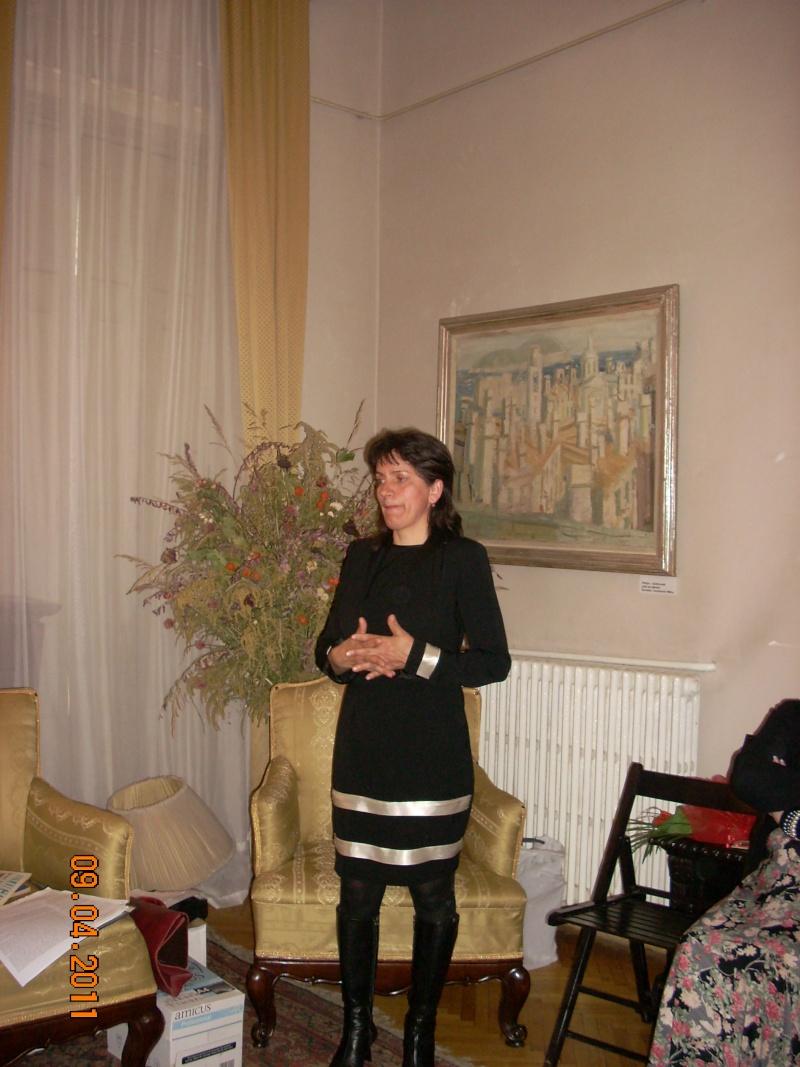 09 aprilie 2011-Sedinta A XII-a Cenaclului U.P-Lansari de carte-Dorina Neculce (Ciocan) si Aurel Avram Stanescu Cenac299