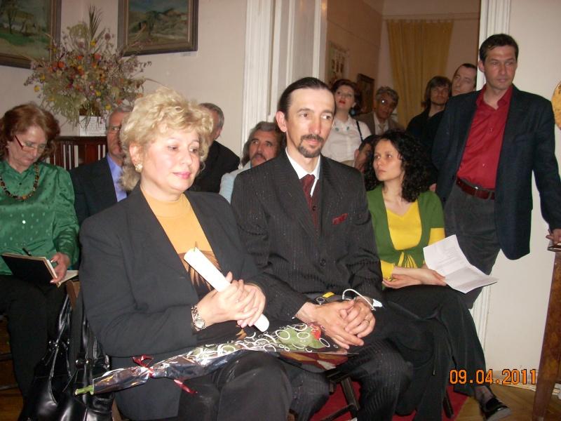 09 aprilie 2011-Sedinta A XII-a Cenaclului U.P-Lansari de carte-Dorina Neculce (Ciocan) si Aurel Avram Stanescu Cenac303