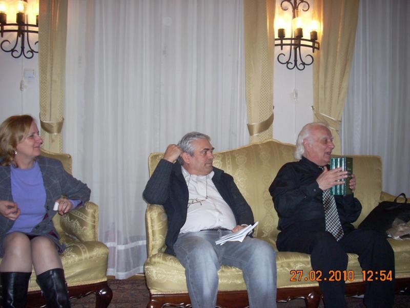 27 februarie 2010-sedinta de deschidere a Cenaclului Universul Prieteniei Cenacl12