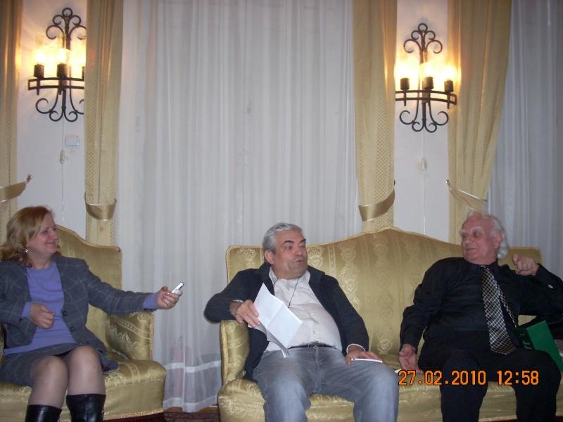 27 februarie 2010-sedinta de deschidere a Cenaclului Universul Prieteniei Cenacl14