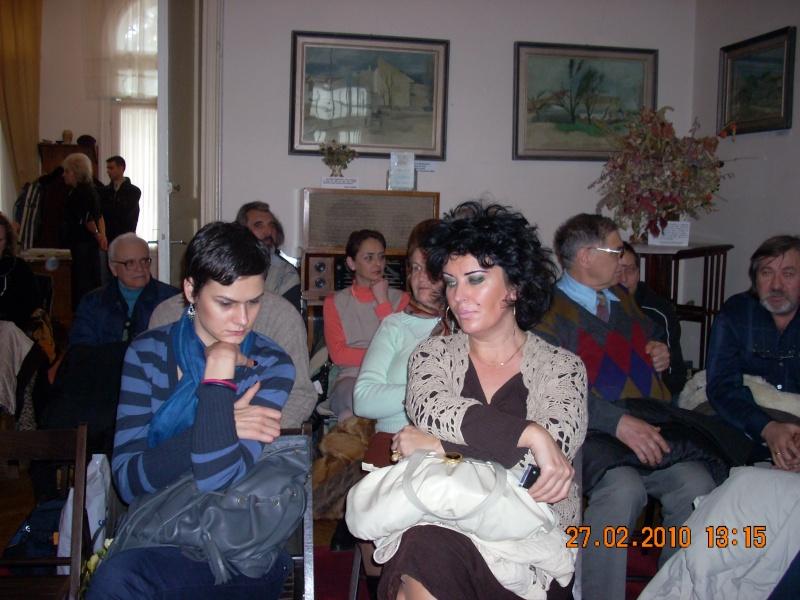 27 februarie 2010-sedinta de deschidere a Cenaclului Universul Prieteniei Cenacl24