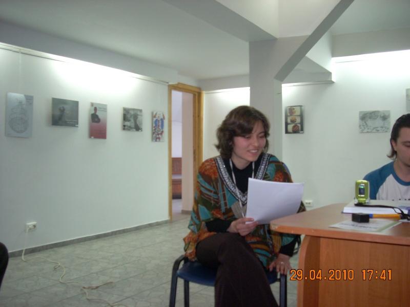 """CENACLUL """"JUNIMEA NOUĂ""""-ediţia I Cenacl45"""
