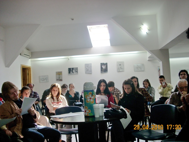 """CENACLUL """"JUNIMEA NOUĂ""""-ediţia I Cenacl51"""