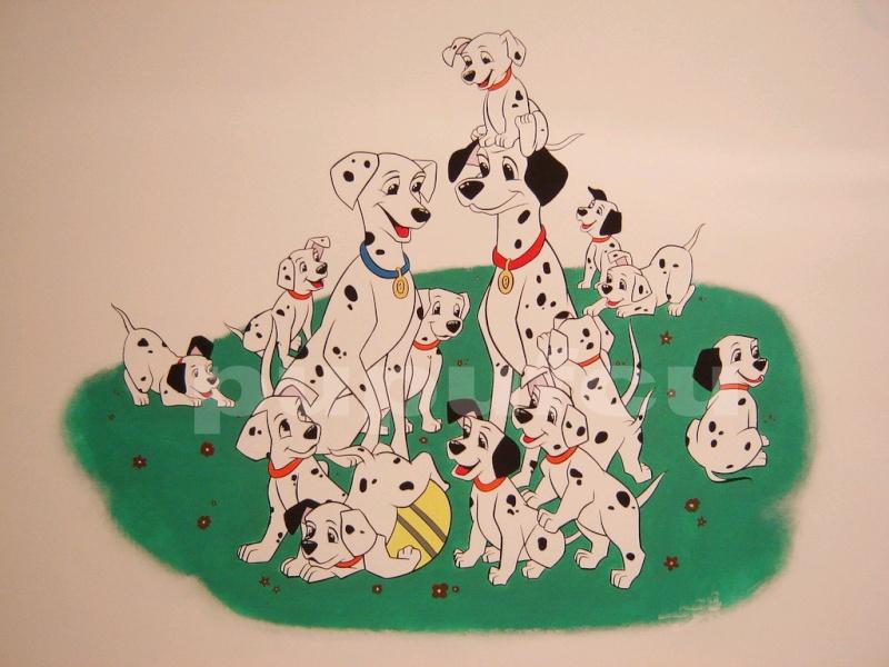 Picturi murale si diverse decoratiuni pentru camere de copii Clip_110