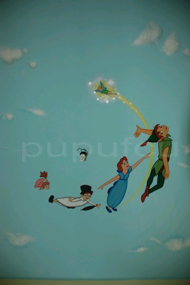 Picturi murale si diverse decoratiuni pentru camere de copii Clip_116