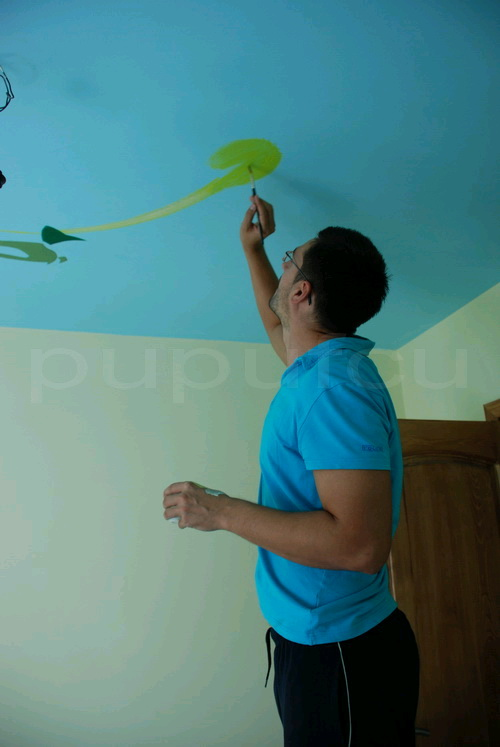 Picturi murale si diverse decoratiuni pentru camere de copii Clip_215