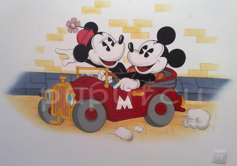 Picturi murale si diverse decoratiuni pentru camere de copii Clip_517