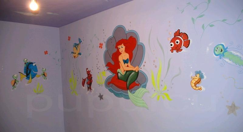 Picturi murale si diverse decoratiuni pentru camere de copii Clip_610