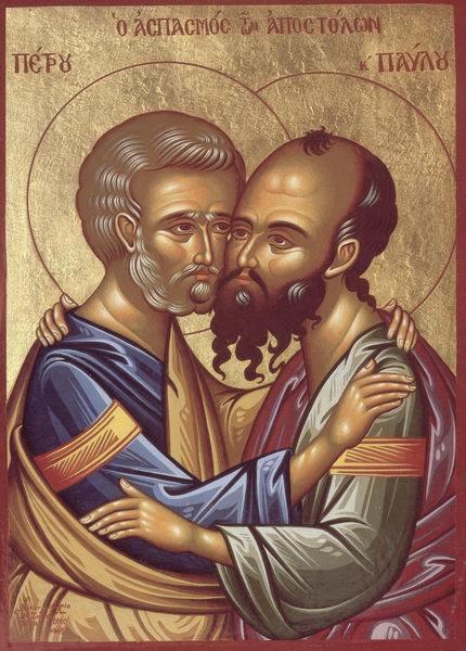SFINŢII APOSTOLI PETRU ŞI PAVEL  Clip_618