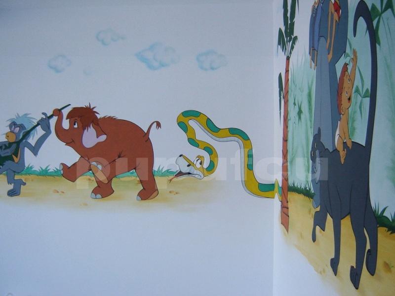 Picturi murale si diverse decoratiuni pentru camere de copii Clip_910