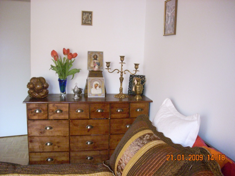 Amenajare locuinta  in stil baroc-Elvetia Dormit11