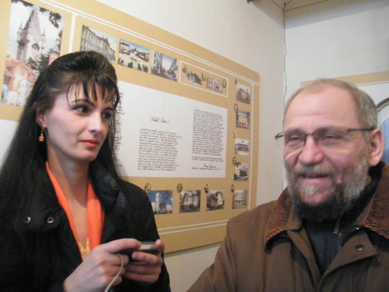 """Baladă pentru chiriaşul grăbit""""–125 de ani de la naşterea poetului G_topa16"""