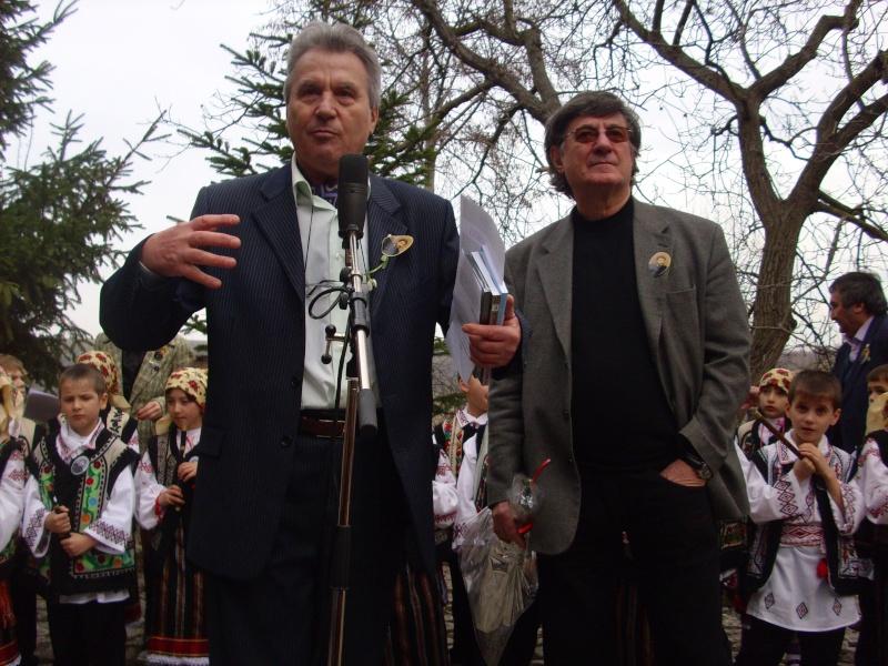 1 martie 2010 la bojdeuca lui Creanga in Ţicău-Iaşi Img_0220