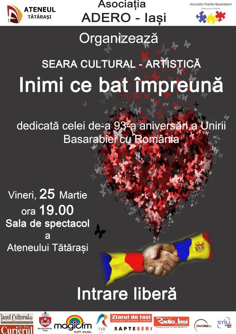 93 de ani de la Unirea Basarabiei cu Ţara- 25-26 martie 2011 Inimi_10