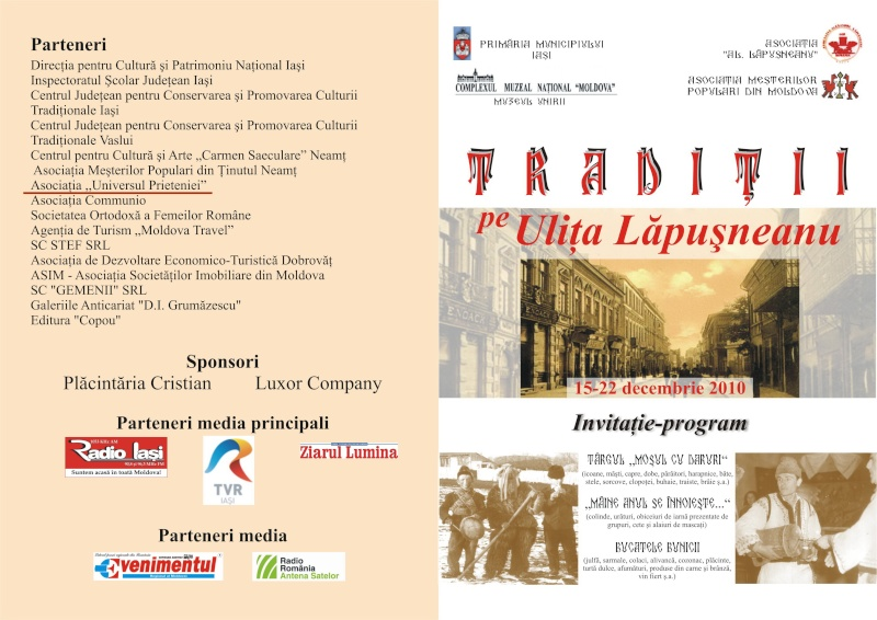 TRADIŢII PE ULIŢA LĂPUŞNEANU-19 decembrie 2010. Invita15