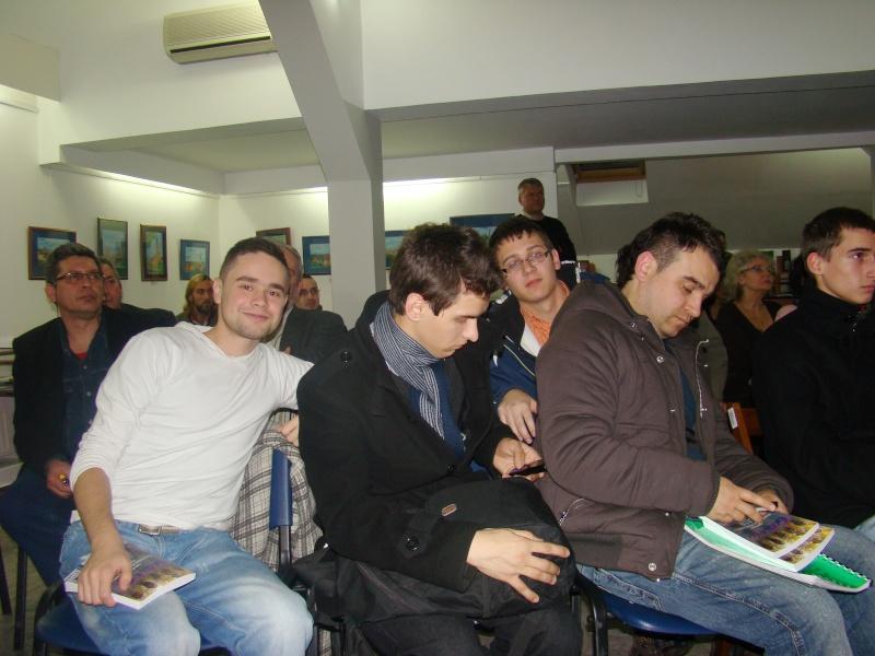 """CENACLUL """"JUNIMEA NOUĂ""""-ediţia a VI a şi Banchetul Junimii Junime26"""