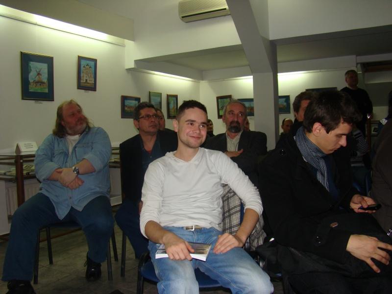 """CENACLUL """"JUNIMEA NOUĂ""""-ediţia a VI a şi Banchetul Junimii Junime31"""