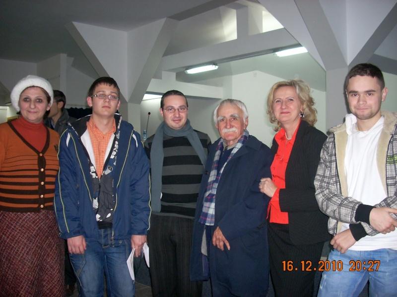 """CENACLUL """"JUNIMEA NOUĂ""""-ediţia a VI a şi Banchetul Junimii Junime45"""