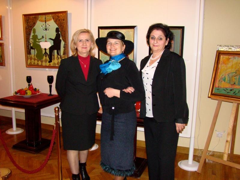 Noaptea de Cristal -Muzeul Unirii Iasi -22 decembrie 2011 Muzeul26
