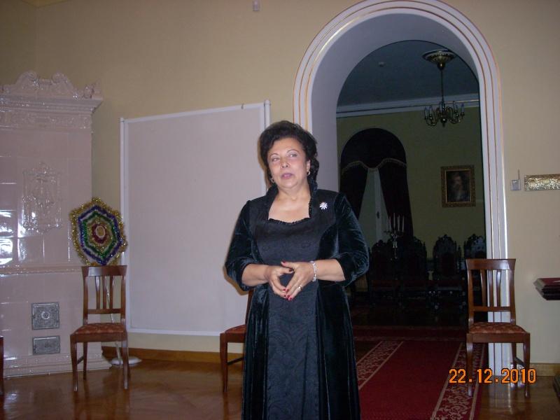 Noaptea de Cristal -Muzeul Unirii Iasi -22 decembrie 2011 Muzeul29