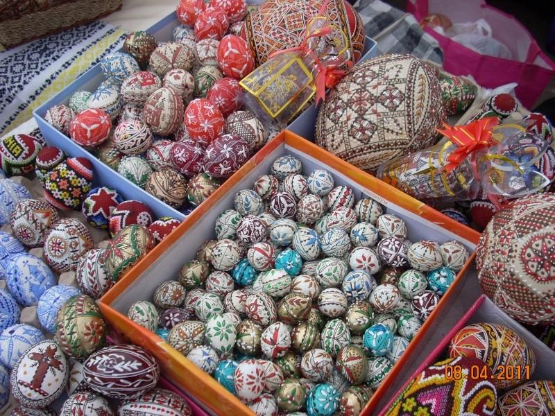 Ouă încondeiate-expoziţie atelier pe strada Lăpuşneanu Oua_in20
