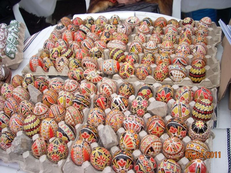 Ouă încondeiate-expoziţie atelier pe strada Lăpuşneanu Oua_in30