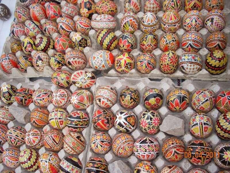 Ouă încondeiate-expoziţie atelier pe strada Lăpuşneanu Oua_in34
