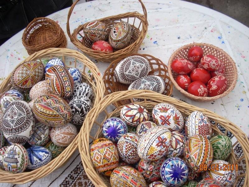 Ouă încondeiate-expoziţie atelier pe strada Lăpuşneanu Oua_in47