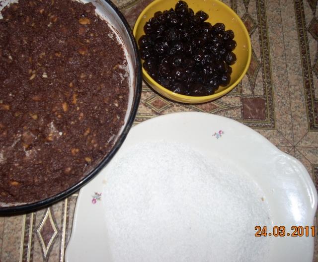 Dulciuri rapide,prajituri de frupt si de post si alte deserturi traditionale Prajit17