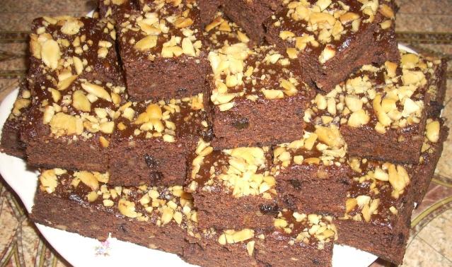 Dulciuri rapide,prajituri de frupt si de post si alte deserturi traditionale Prajit19