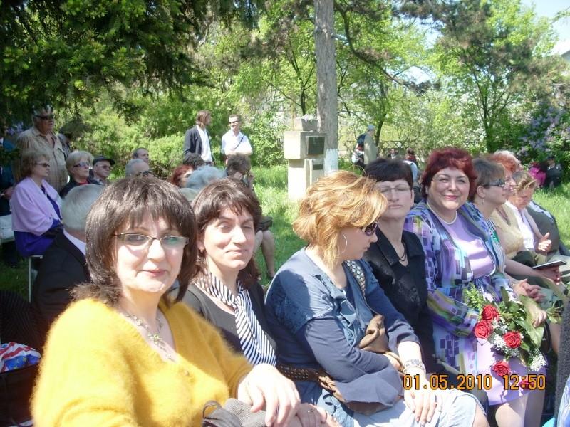 SĂRBĂTOAREA LILIACULUI la IAŞI -01 MAI 2010 Sarbat32