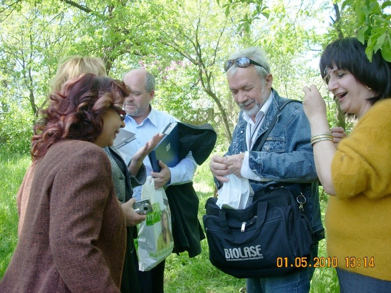 SĂRBĂTOAREA LILIACULUI la IAŞI -01 MAI 2010 Sarbat36