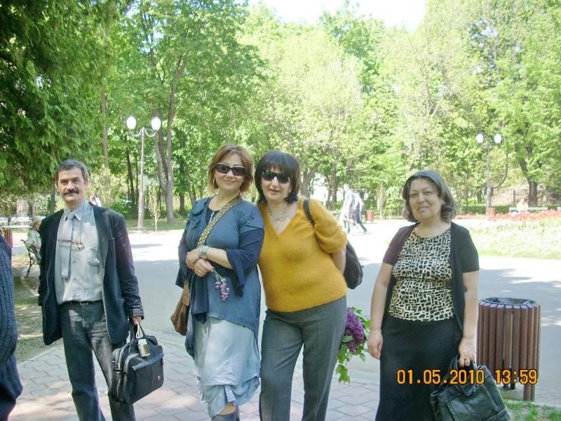 SĂRBĂTOAREA LILIACULUI la IAŞI -01 MAI 2010 Sarbat52