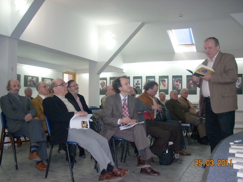 Sărbătoarea poeziei la Iaşi editia a XVIII-a-martie 2011 Sarbat66